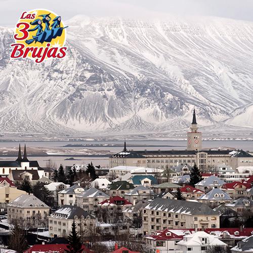 2. Reikiavik (Islandia)