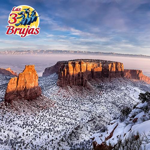 5. Parques Nacionales del Oeste de Estados Unidos